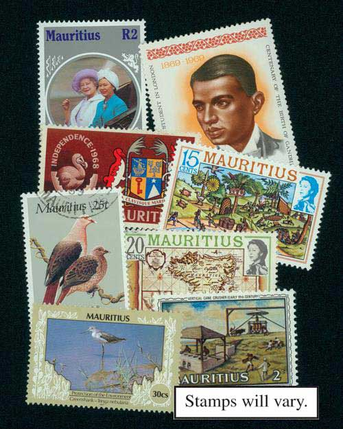 Mauritius, 150v