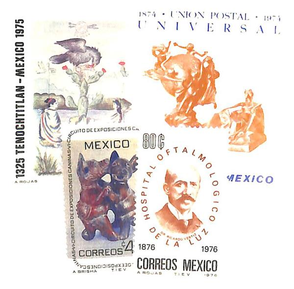 1974-76 Mexico