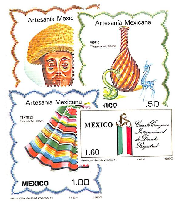 1980 Mexico
