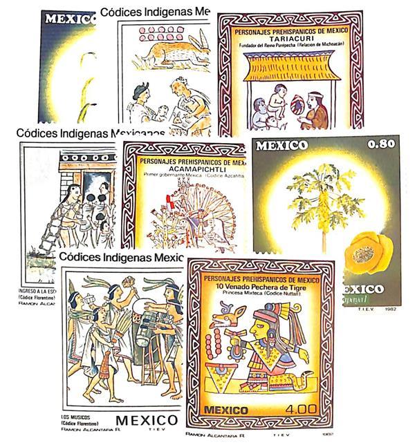 1982 Mexico