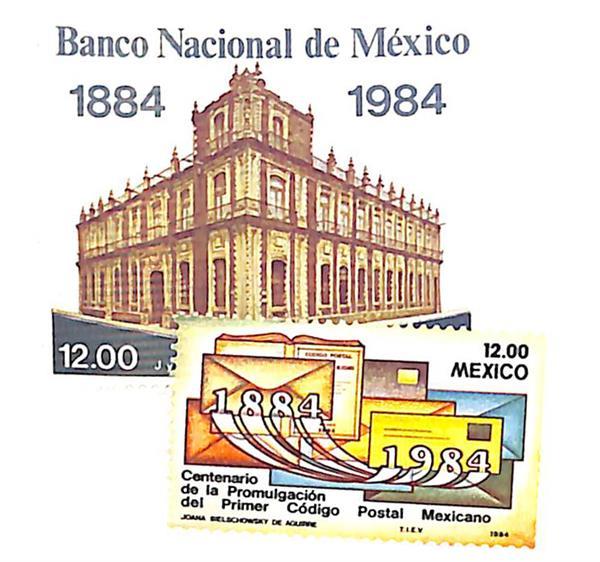 1984 Mexico