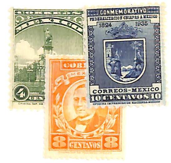 1926-35 Mexico