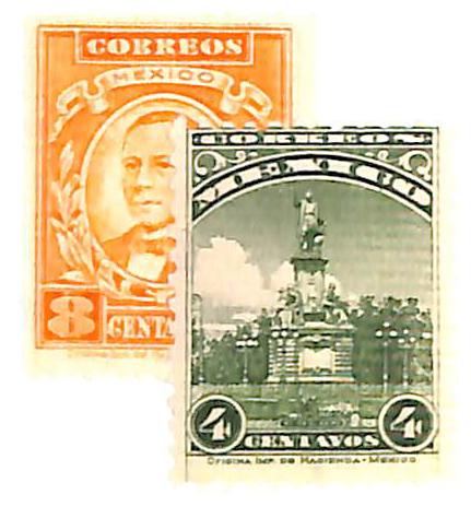 1926-34 Mexico