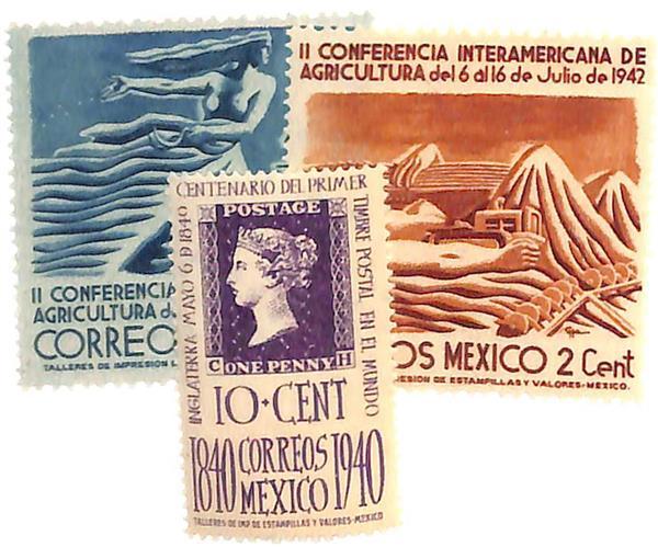 1940-42 Mexico
