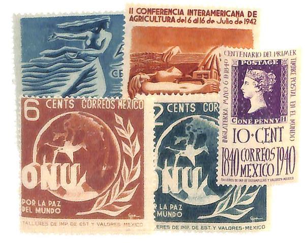 1940-46 Mexico