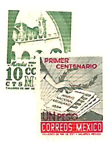 1954 Mexico