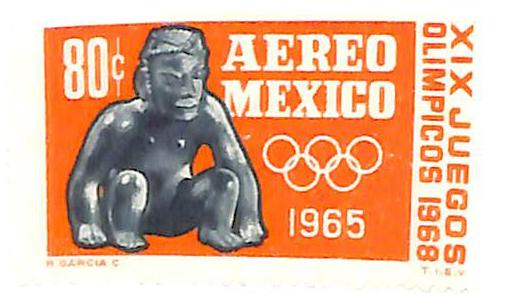 1965 Mexico