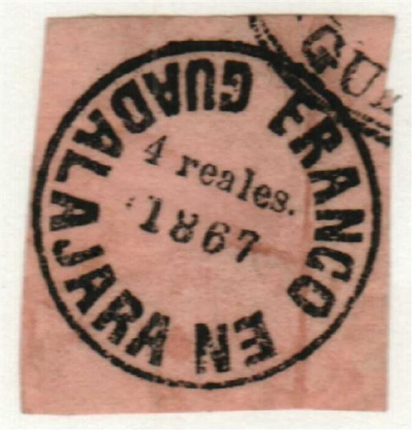 1867 Mexico-Guadalajara