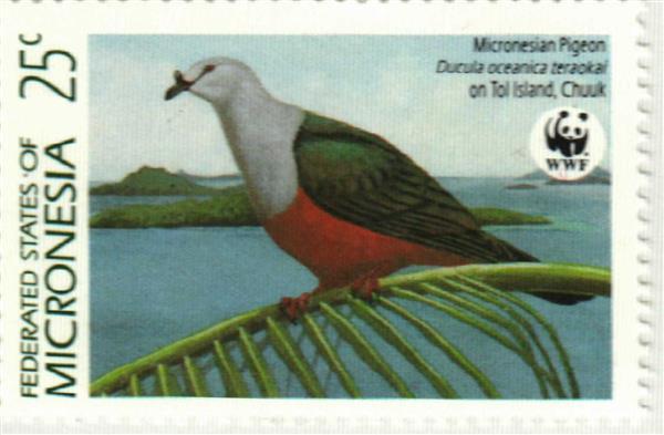 1990 Micronesia