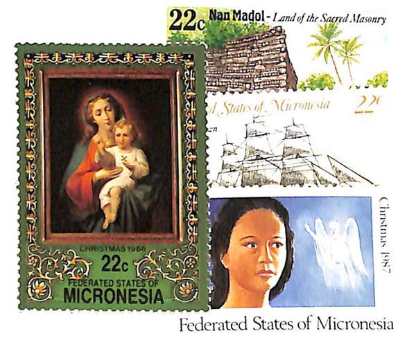1985-87 Micronesia