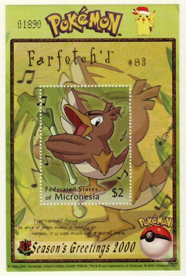 2001 Micronesia
