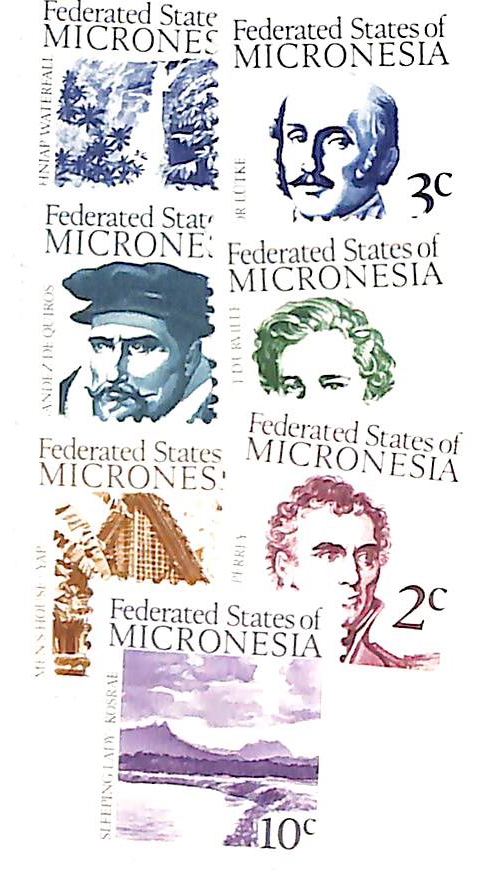 1984 Micronesia