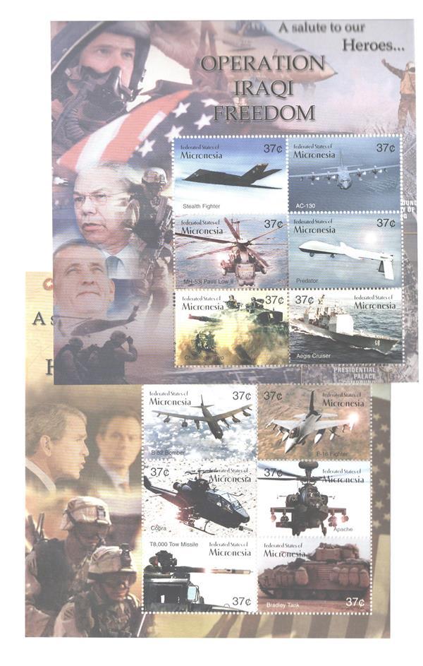 2003 Micronesia