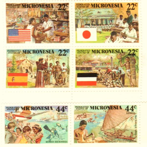 1988 Micronesia