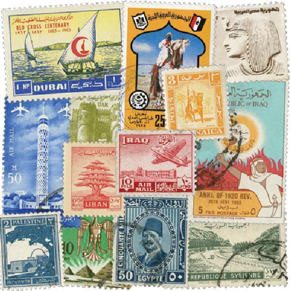 Middle East, 500v
