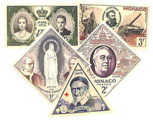 1951-58 Monaco