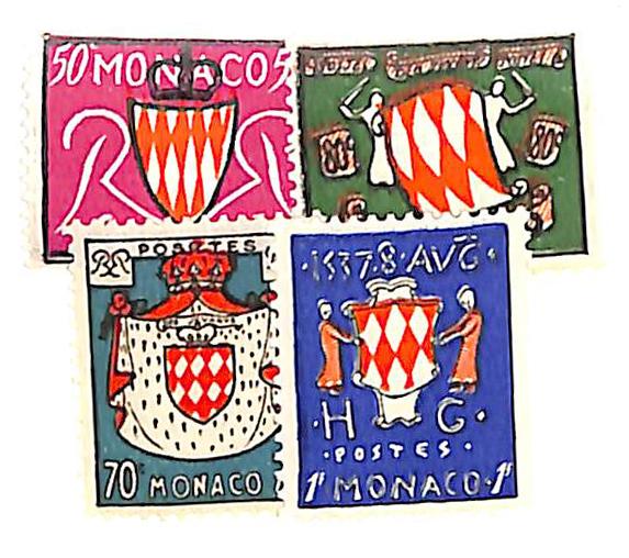 1954 Monaco