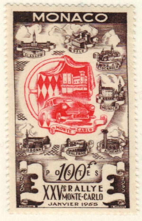 1955 Monaco