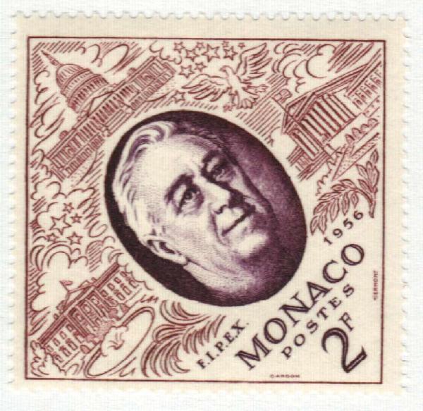 1956 Monaco
