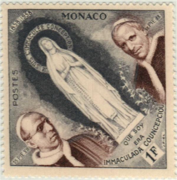 1958 Monaco