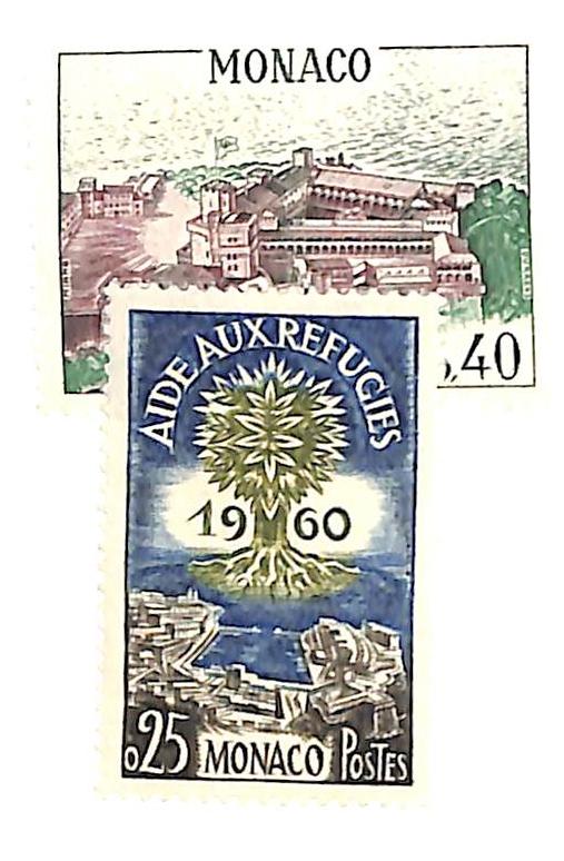1960-65 Monaco