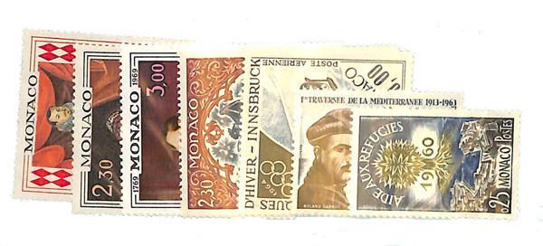 1960-69 Monaco