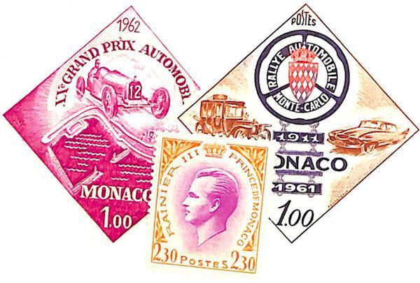 1961-66 Monaco