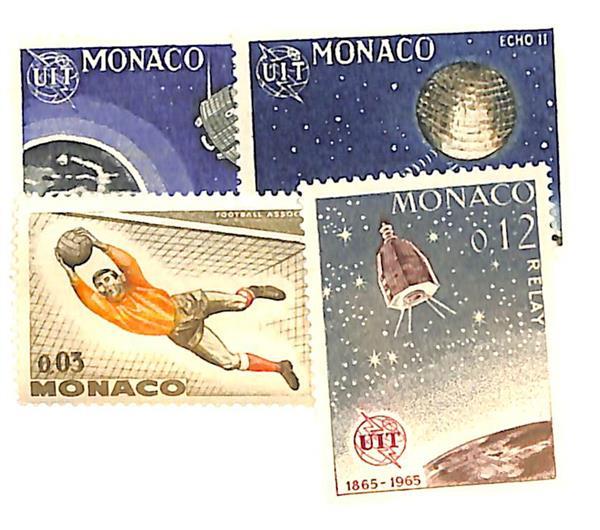 1963-65 Monaco