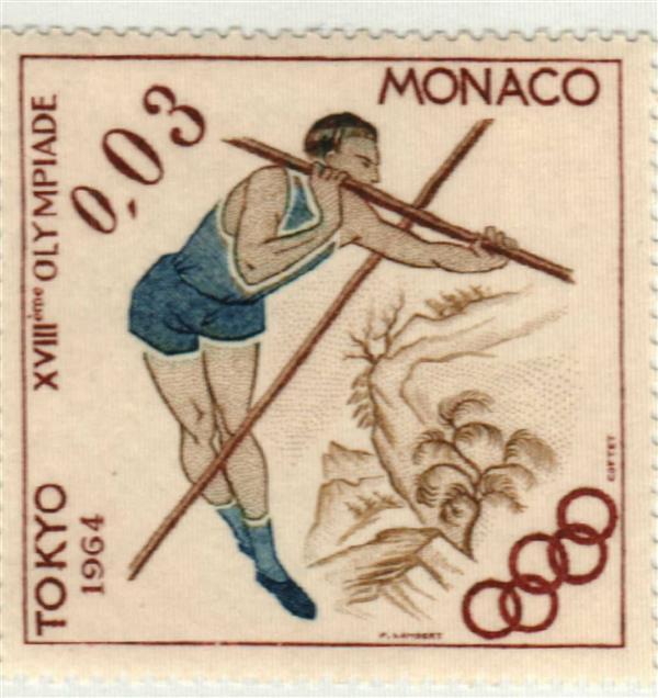 1964 Monaco