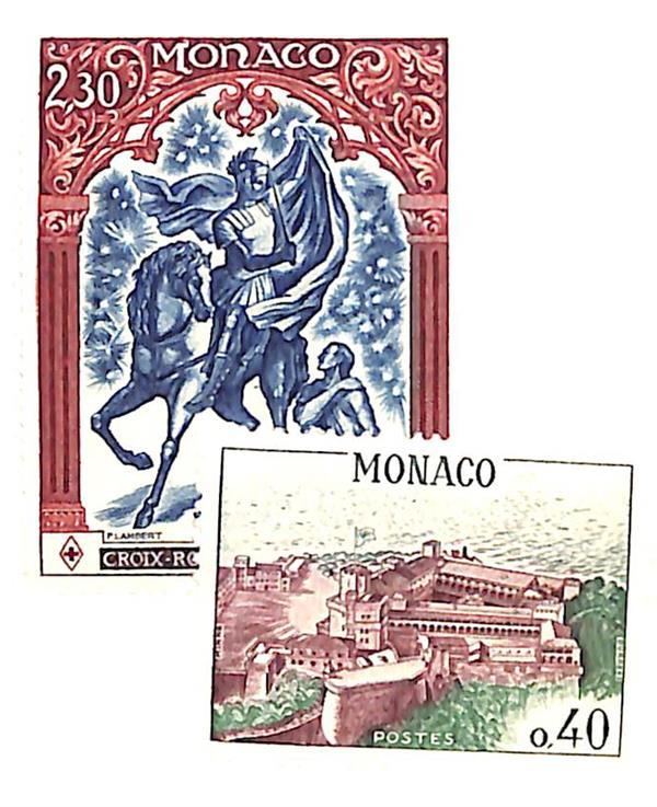 1965-68 Monaco