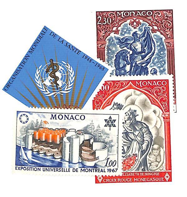 1967-69 Monaco