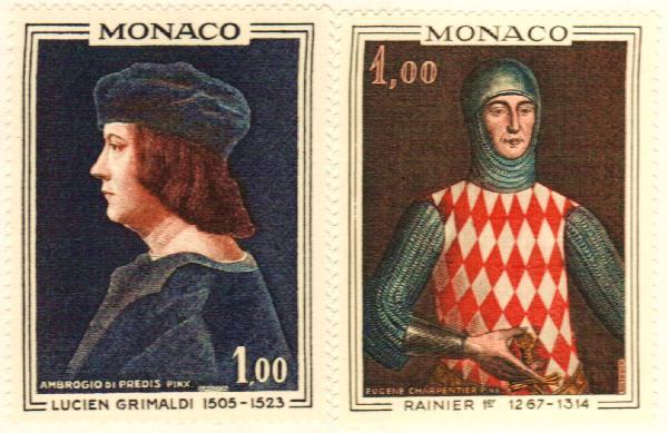 1967 Monaco