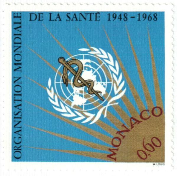 1968 Monaco