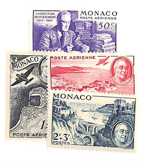 1946-47 Monaco