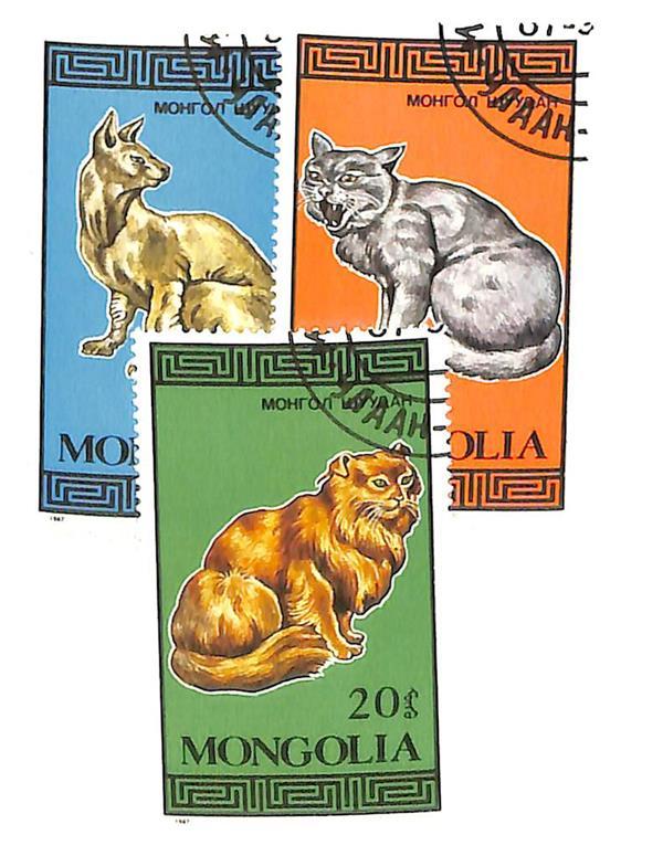 1987 Mongolia