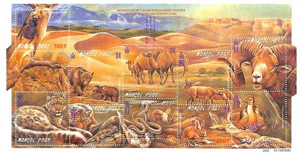 2000 Mongolia