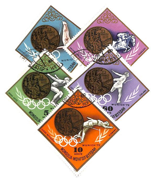 1972 Mongolia