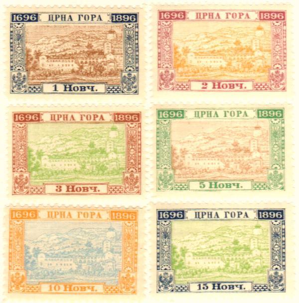 1896 Montenegro