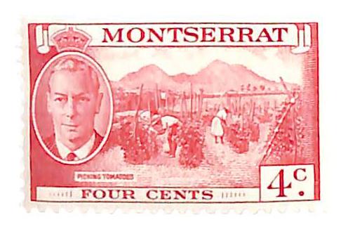 1951 Montserrat