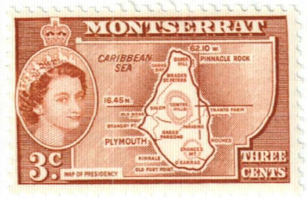 1953 Montserrat