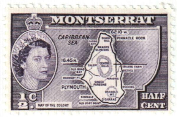 1958 Montserrat