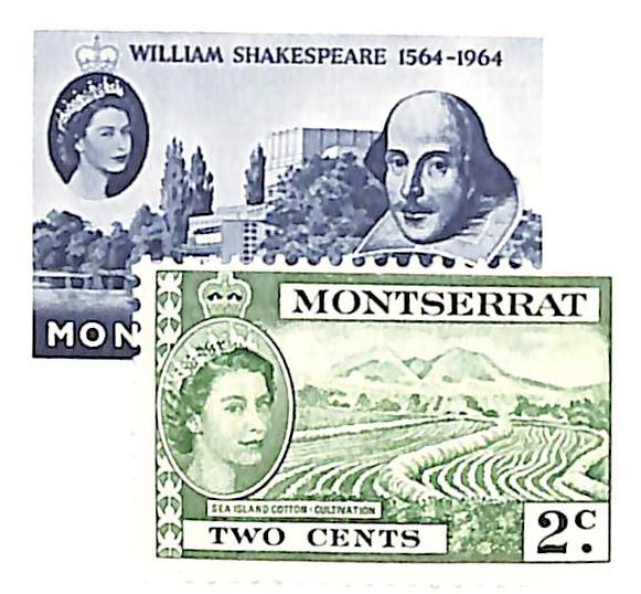 1964 Montserrat