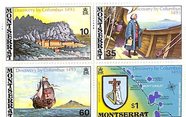 1973 Montserrat