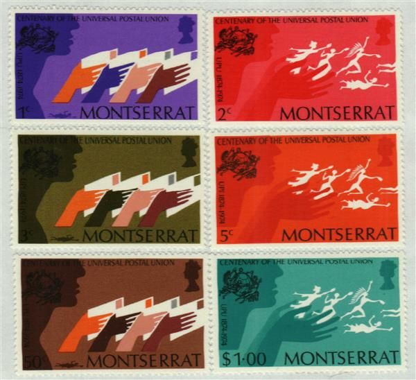 1974 Montserrat
