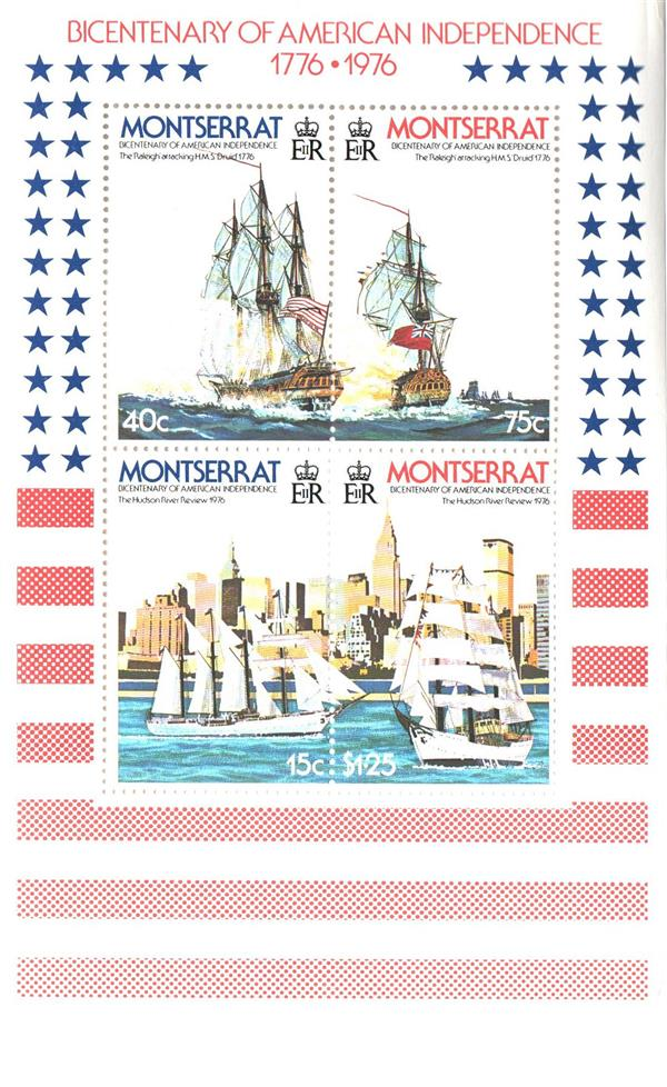 1976 Montserrat