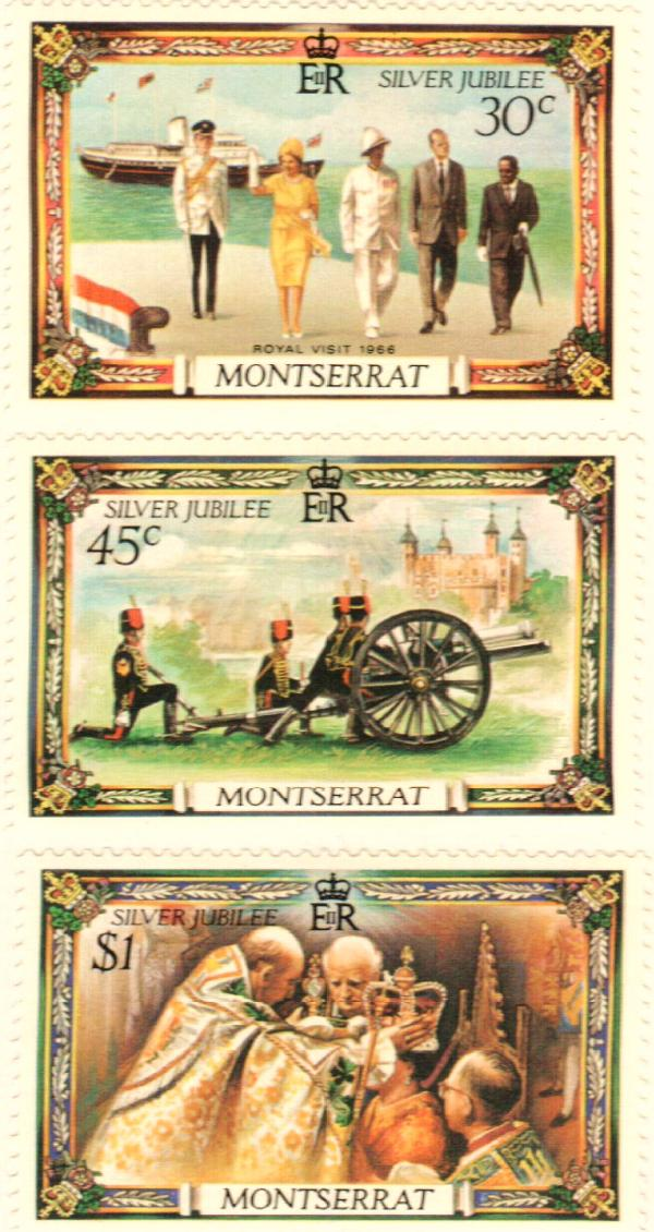 1977 Montserrat