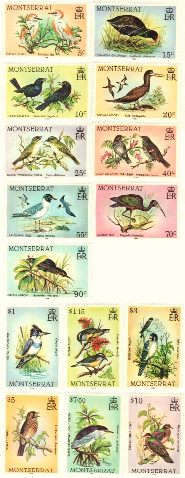 1984 Montserrat
