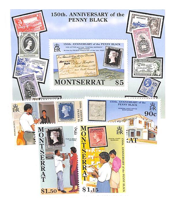 1990 Montserrat