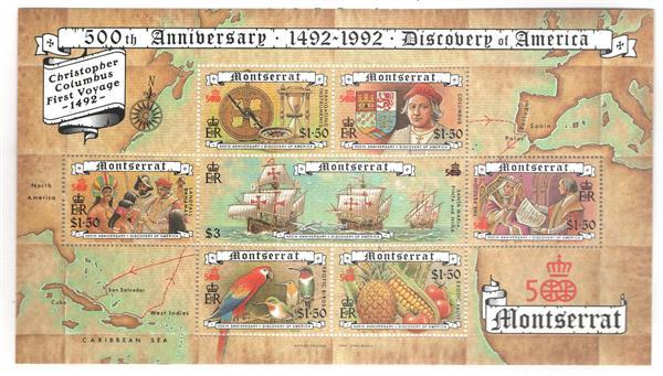 1992 Montserrat