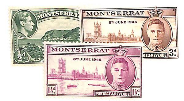 1942-46 Montserrat